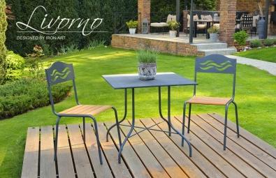 Garden table LIVORNO