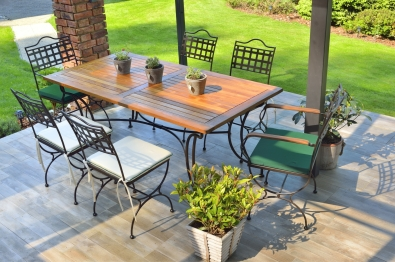 Garden table VERSAILLES