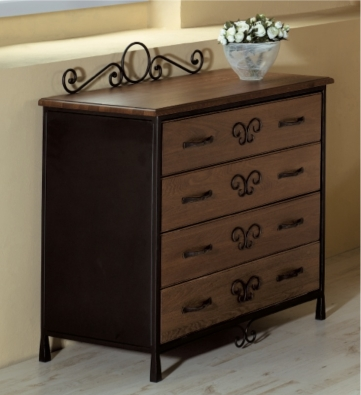 Chest of drawers ELBA
