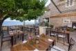 Furniture for garden restaurant