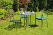 Garden chair with armrests ALGARVE