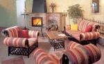 Sofa, Sesseln und Konferenztisch Bristol