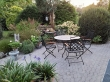 Garden chair ST. TROPEZ with armrests