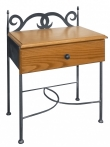 Night table CARTAGENA with drawer