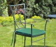 Garden chairs BRETAGNE with armrests