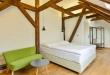 Iron furniture for hotel Garden Court