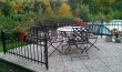 outdoor furniture IRON - ART