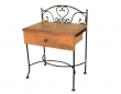 Night table MALAGA with drawer