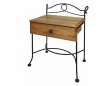 Night table MODENA with drawer