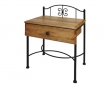 Night table ELBA with drawer