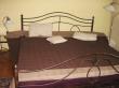 iron bed Malibu