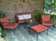 garden furniture iron Langeais